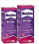 METYLAN Direct 200g DWUPAK (2szt) klej do tapet