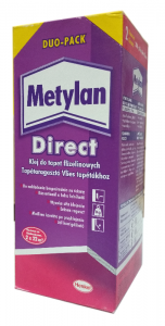 METYLAN Direct  Duo-Pack 400g klej do tapet