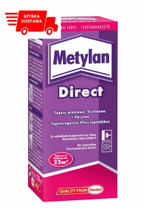 METYLAN Direct 200g klej do tapet.